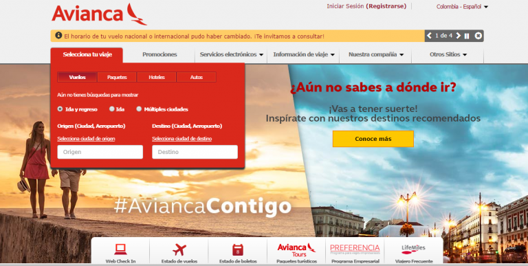 Avianca colombia