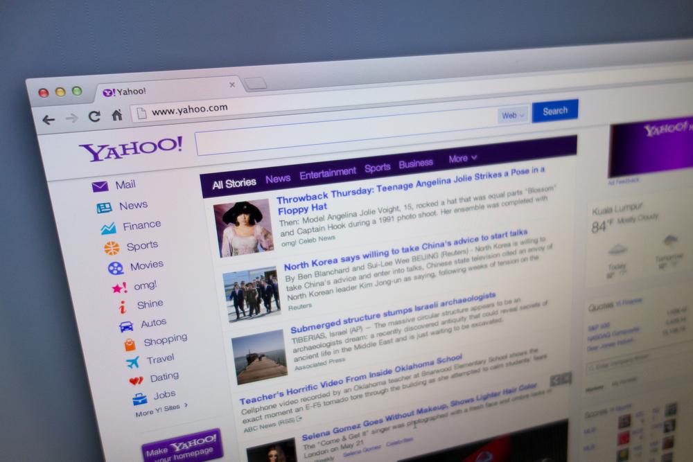 Yahoo admite un hackeo