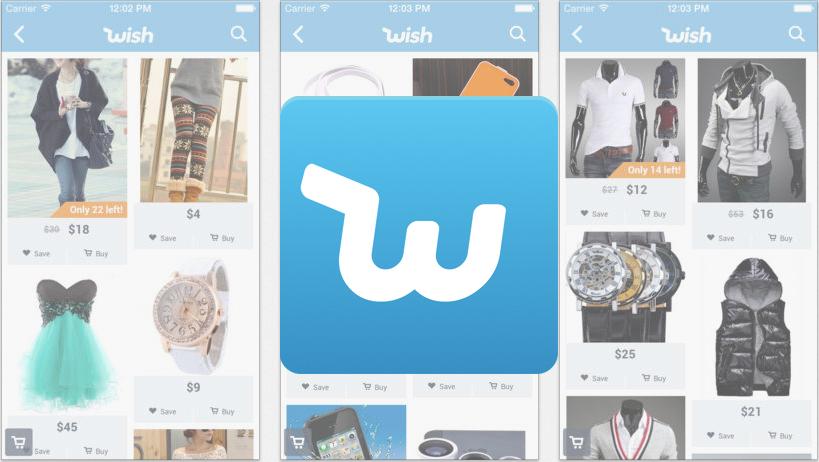 app Wish