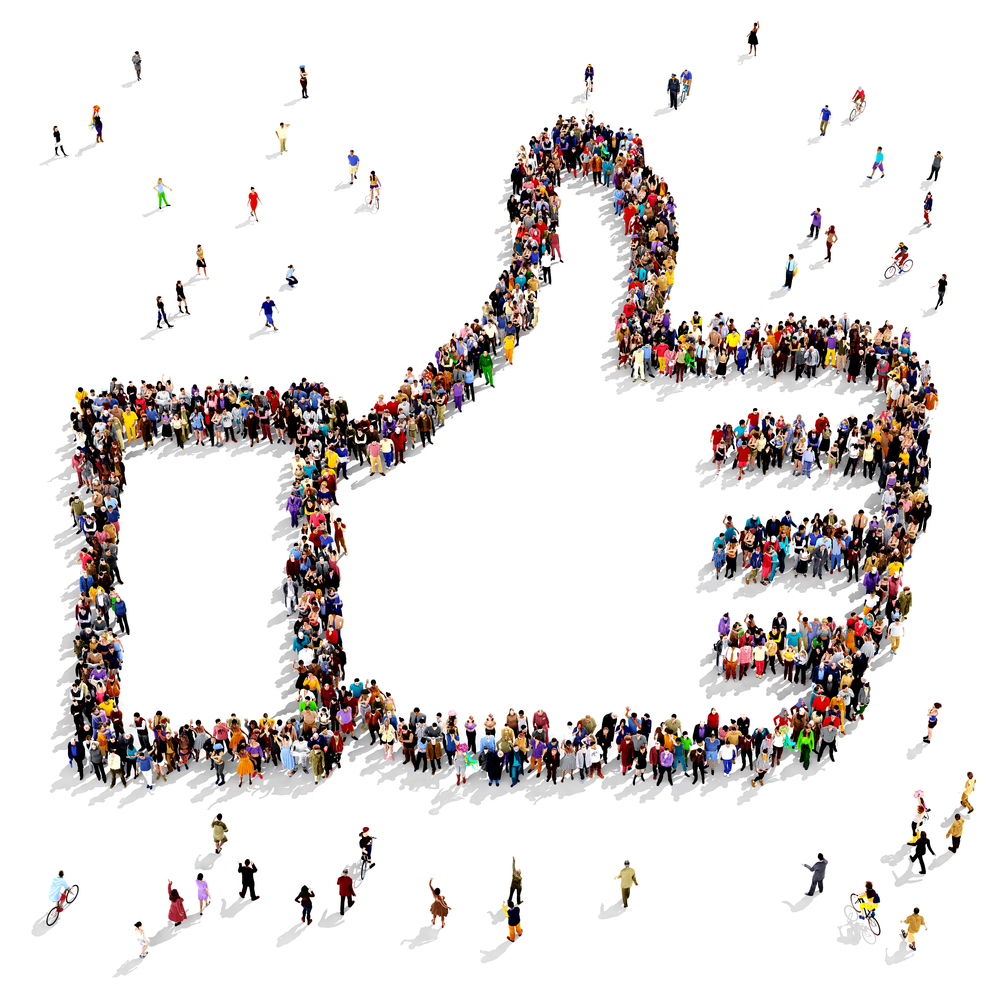 La fuerza de las redes sociales