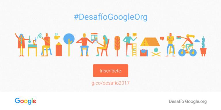 Desafío Google