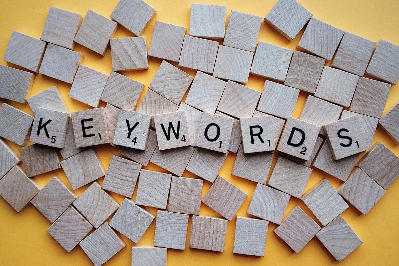 prominencia de keywords