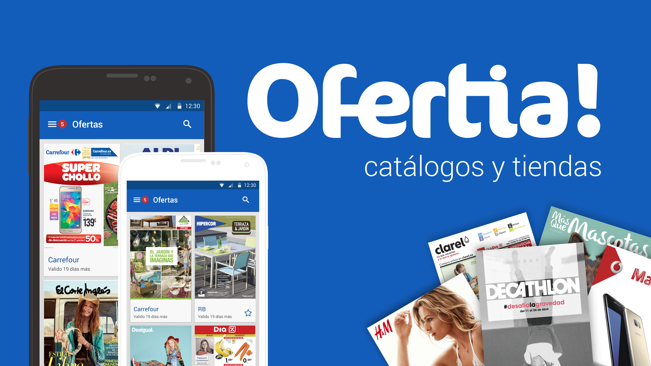 Ofertia app
