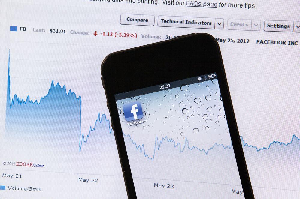 Los beneficios de Facebook aumentan