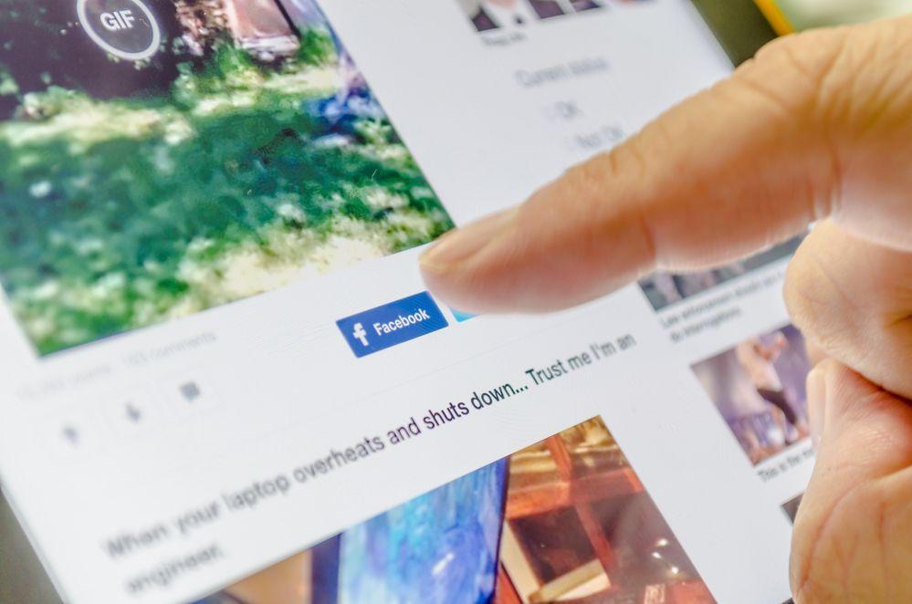 Los enlaces relacionados en Facebook