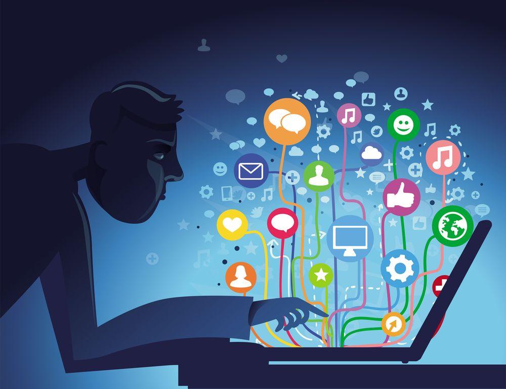 El 88% de los internautas colombianos utilizan las redes sociales