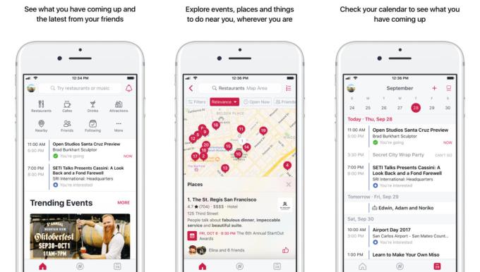 Así funciona Facebook Local: la nueva app para descubrir negocios cercanos a ti