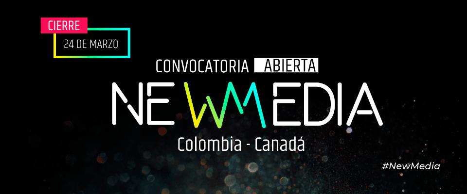 New Media Colombia Canadá quiere fomentar el desarrollo de proyectos digitales