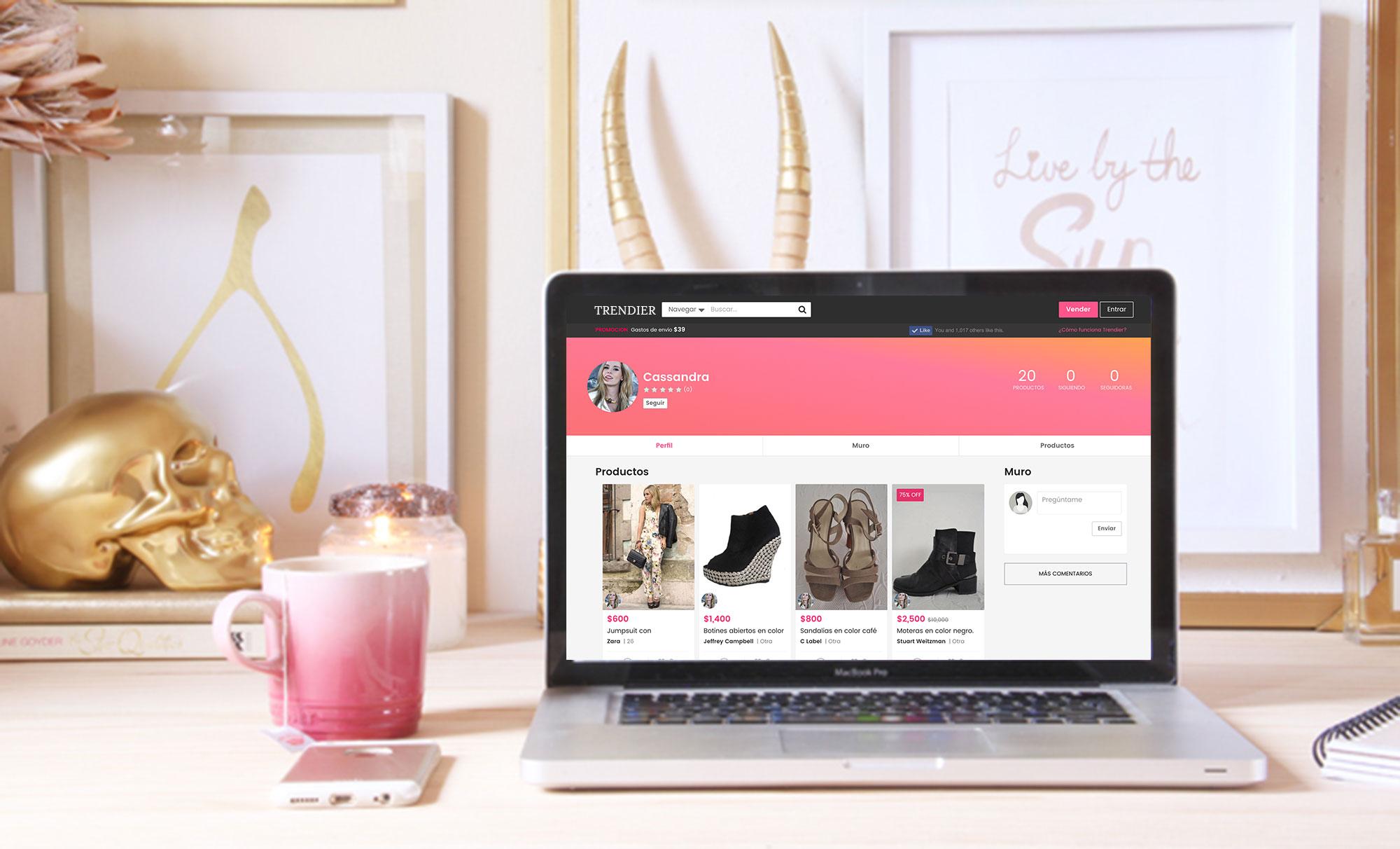Conoce Trendier: el marketplace para comprar y vender ropa usada en Colombia