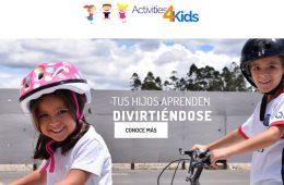 Activities4kids: opiniones, análisis y valoración