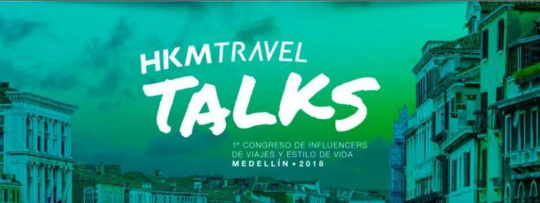HKM Travel Talks: el primer congreso de influencers de viajes y estilo de vida en Colombia