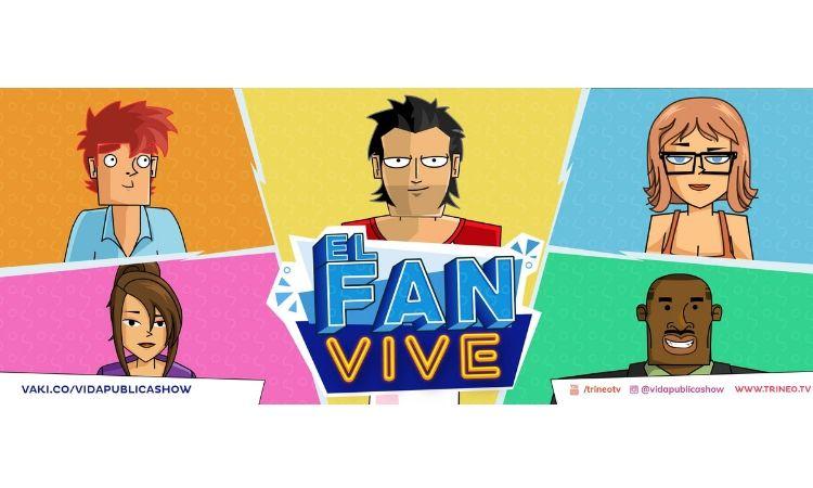 Vida Pública Show: el crowdfunding llega a la serie web más vista en Colombia