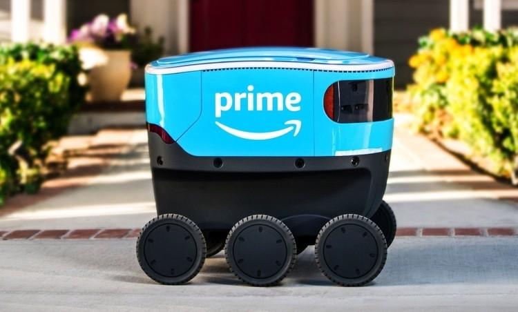 Amazon Scout o cuando el tiempo vuela: así funciona el nuevo robot repartidor