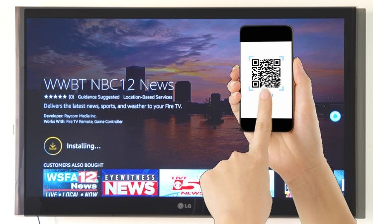 NBC resucita los códigos QR para lanzar ShoppableTV, anuncios de TV que llevan a eCommerce