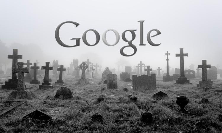 Los 10 productos de Google más importantes... que han pasado a mejor vida