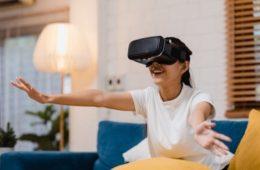usos de la realidad virtual