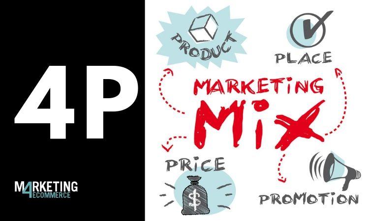 Las 4 P's del marketing mix: historia, variantes y evolución