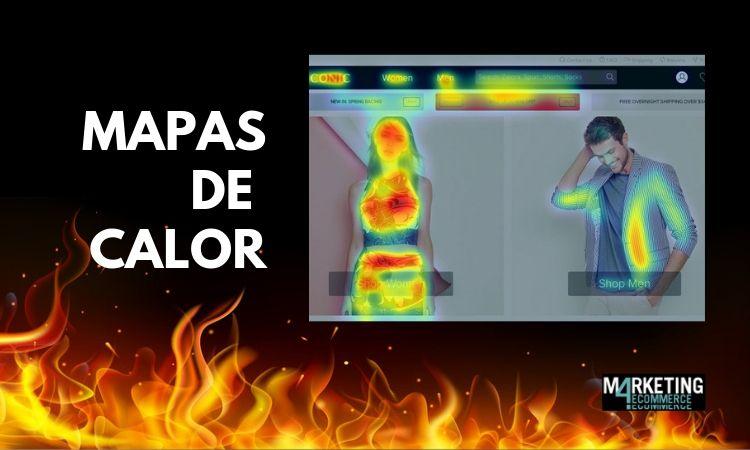 Qué es un mapa de calor y cómo utilizarlo para mejorar la conversión de tu web