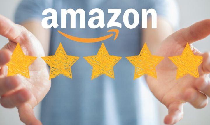 El número de valoraciones en Amazon que no incluyen comentarios se dispara... y la nota media no deja de subir