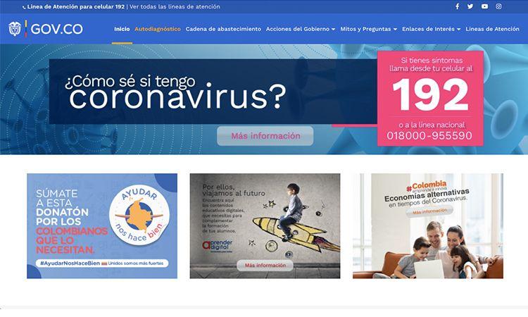 Datos de Coronavirus