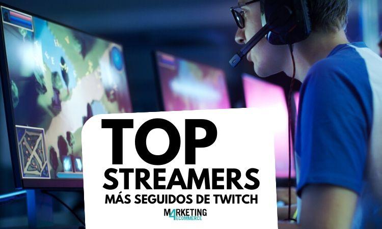 Top 20: los streamers más seguidos en Twitch en el mundo [2020]