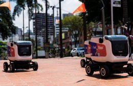 Robots de entrega