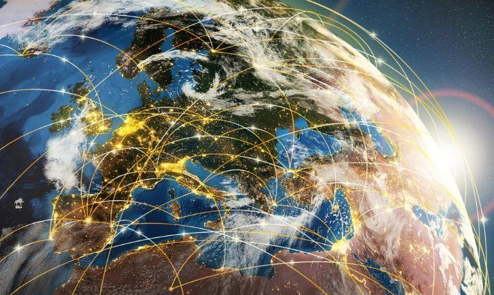 Así ha destrozado el coronavirus los hábitos de uso de internet en todo el mundo (We Are Social)