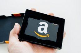 ¿Cómo disponer de una tarjeta de regalos de Amazon sin tener que pagarla?