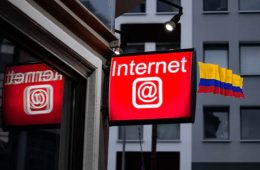 historia del internet en Colombia