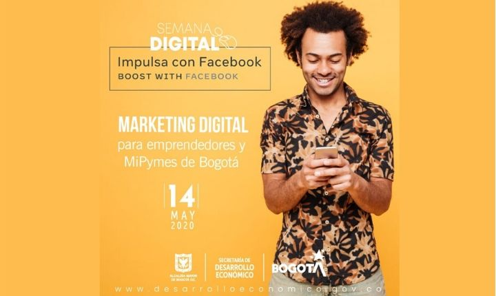 Impulsa con Facebook