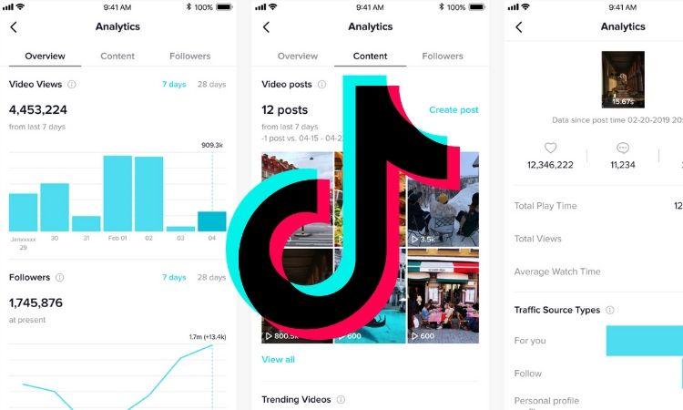 Cómo crear una cuenta Pro en TikTok para lograr estadísticas de tu canal