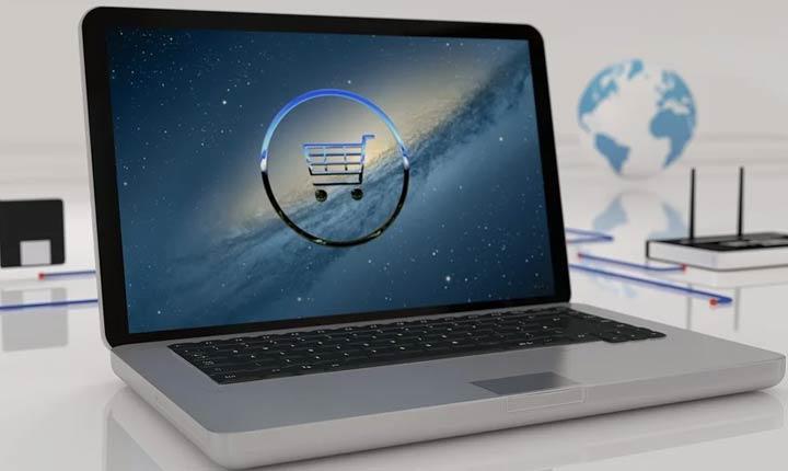 ventas vía online durante el confinamiento