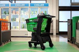 Así es Dash Cart, el carrito de la compra inteligente de Amazon que quiere revolucionar la forma de ir al súper