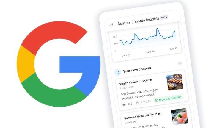 Search Console Insights: Google abre la beta de su nueva herramienta para creadores de contenidos