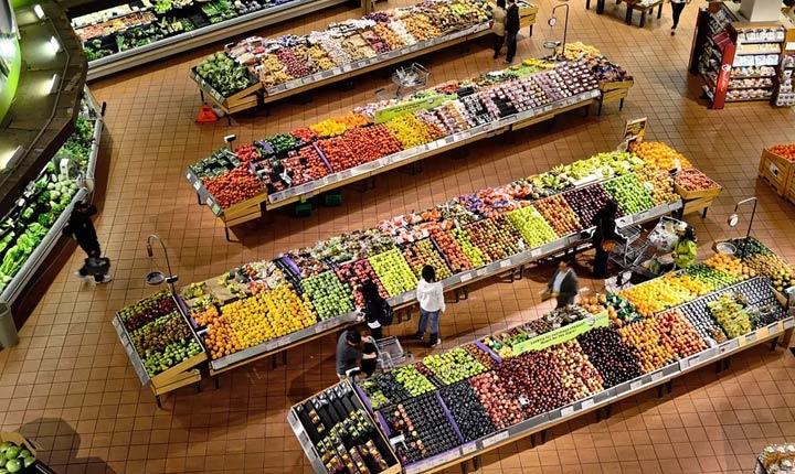 Retailers alimenticios más importantes