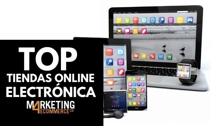 Mejores tiendas de electrónica en Colombia