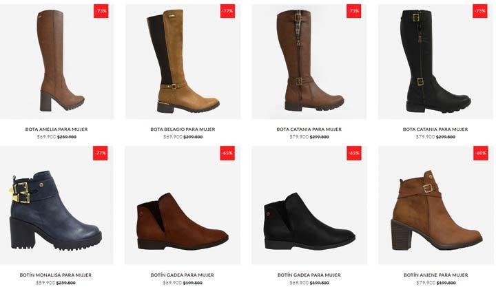 Botas y botines de mujer Fiorenzi