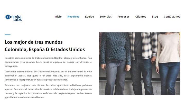 Inmedia Labs mejores agencias de marketing digital en Colombia