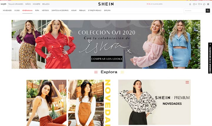Shein Fashion Colombia Opiniones Analisis Y Valoracion Marketing 4 Ecommerce Tu Revista De Marketing Online Para E Commerce