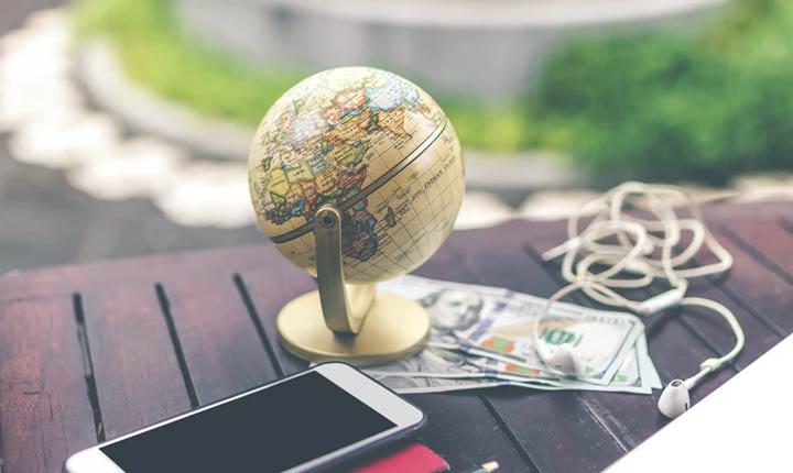 compras internacionales vía online