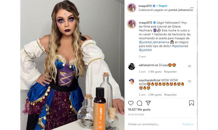 Maria Alejandra Ayala Influencer de Moda