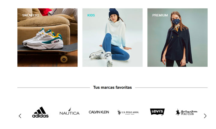 Dafiti mejores eCommerce de moda