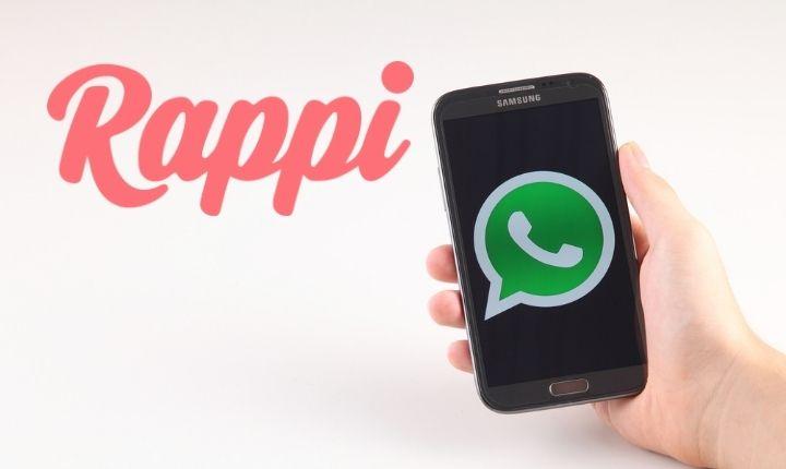Rappi y Whatsapp