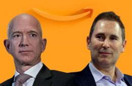 Andy Jassy sustituirá a Jeff Bezos como CEO de Amazon en verano de 2021