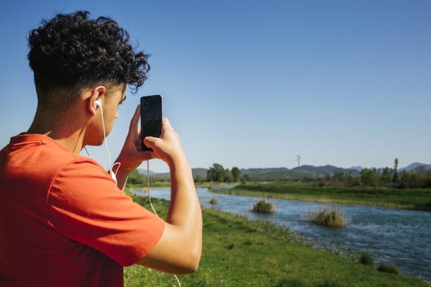 grabar con cámara trasera mejores videos con el móvil