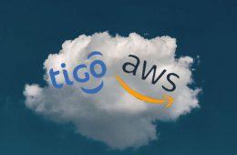 Tigo y Amazon Web Services