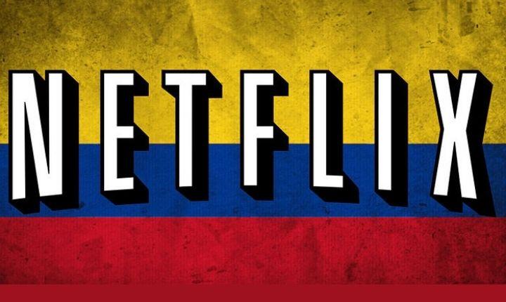 Netflix llega a Colombia