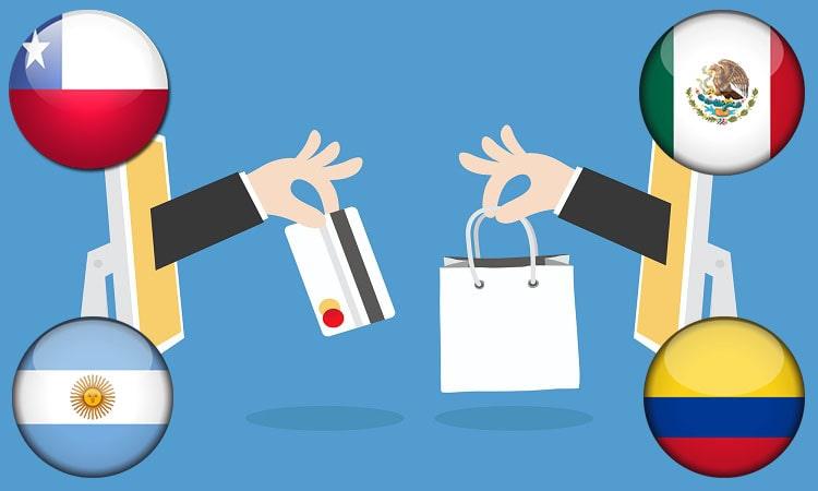Top eCommerce en Latinoamérica: las tiendas online con más tráfico en Argentina, Chile, Colombia y México (SEMrush)