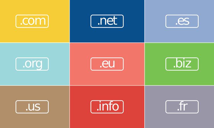 Extensiones de dominio: qué son, qué tipos hay y cuáles son los TLD más usados del mundo