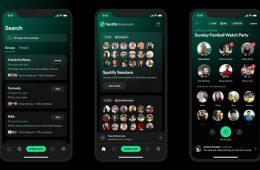 Spotify lanza Greenroom, su alternativa en el segmento de chats de audio